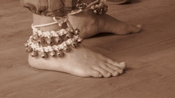 Danse africaine Bayonne pieds nus